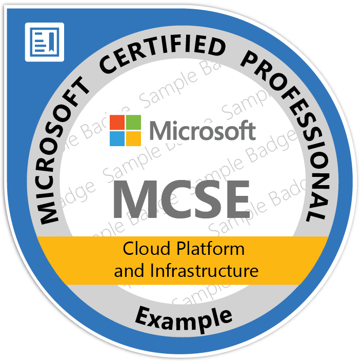 Become Certified In Cloud Management Platforms Microsoft Learning