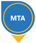 MTA badge