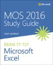 a MOS Study Guide book cover