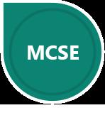 MCSE badge
