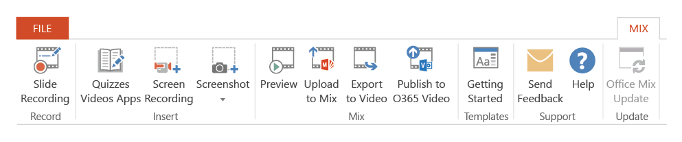 Office Mix to Office 365 Video 1