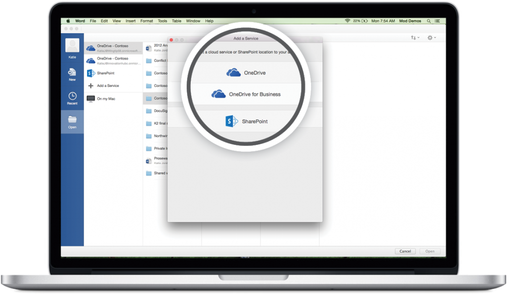 Office 2016 for Mac 1