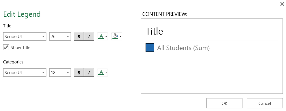 Power Map for Excel May update for Office 365 4 UPDATED