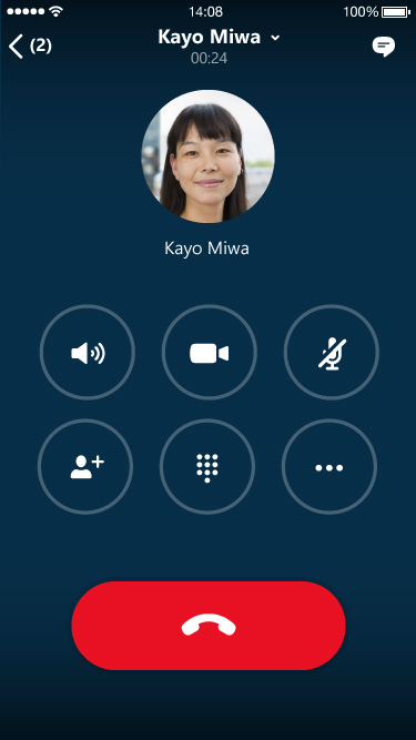 Announcing the preview of Skype for Business apps for iOS and Android 2