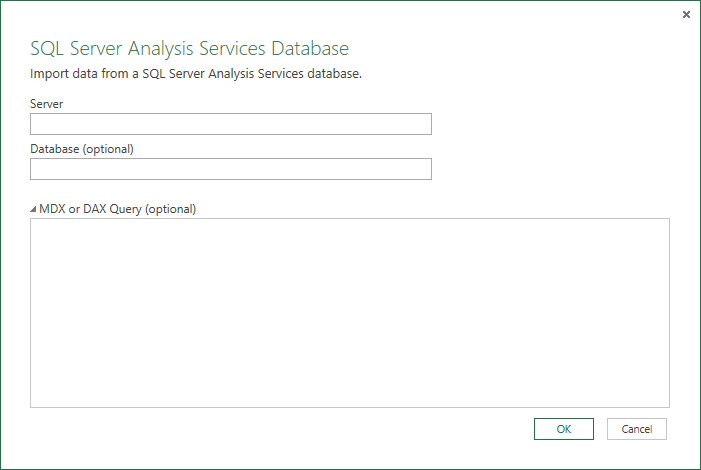 Power Query for Excel September 2015 update 1