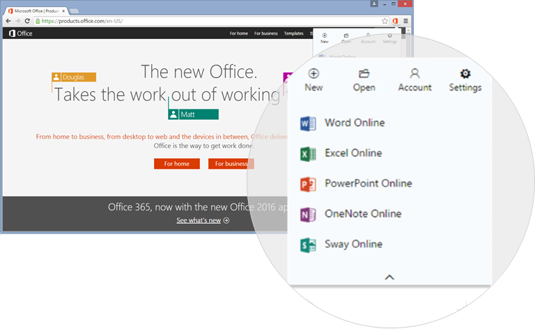 The new Office October feature update 2 - 1