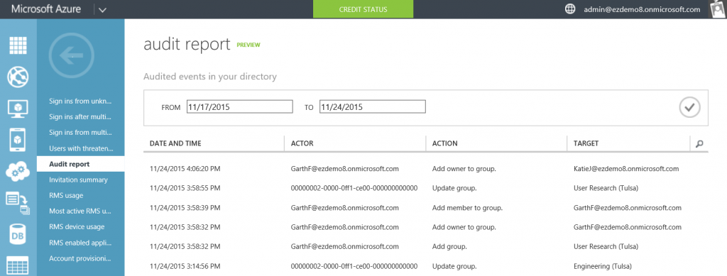 Office 365 Groups now supports 1a