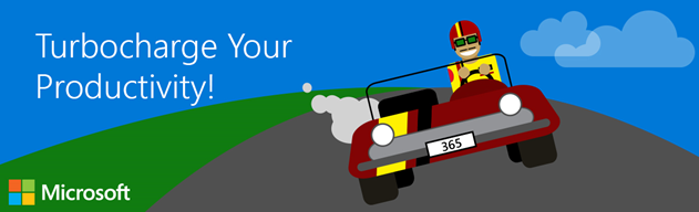 Turbocharge your productivity with Microsoft