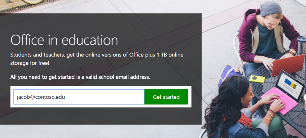 Invite your colleagues to a OneNote Staff Notebook and get them free Office 365 2