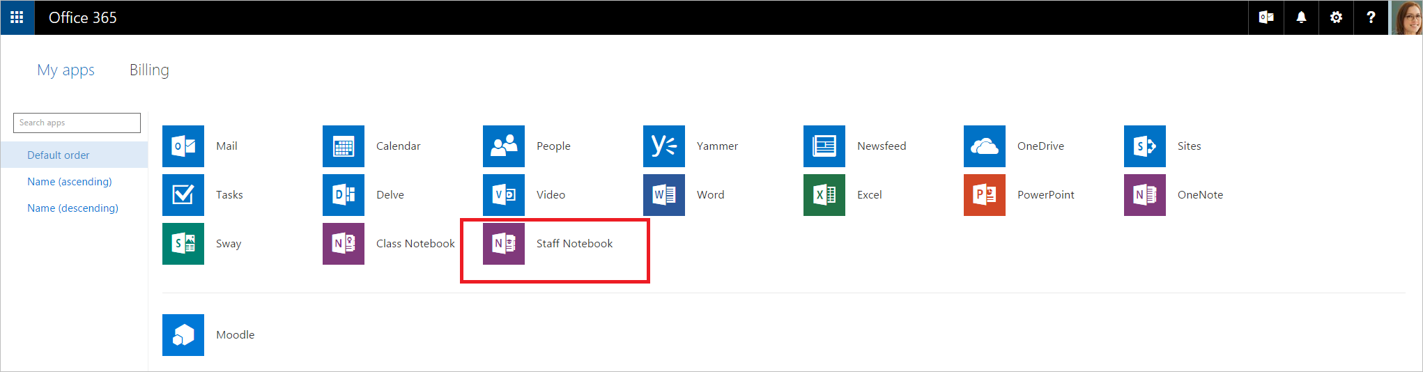 Invite your colleagues to a OneNote Staff Notebook and get them free Office 365 4b