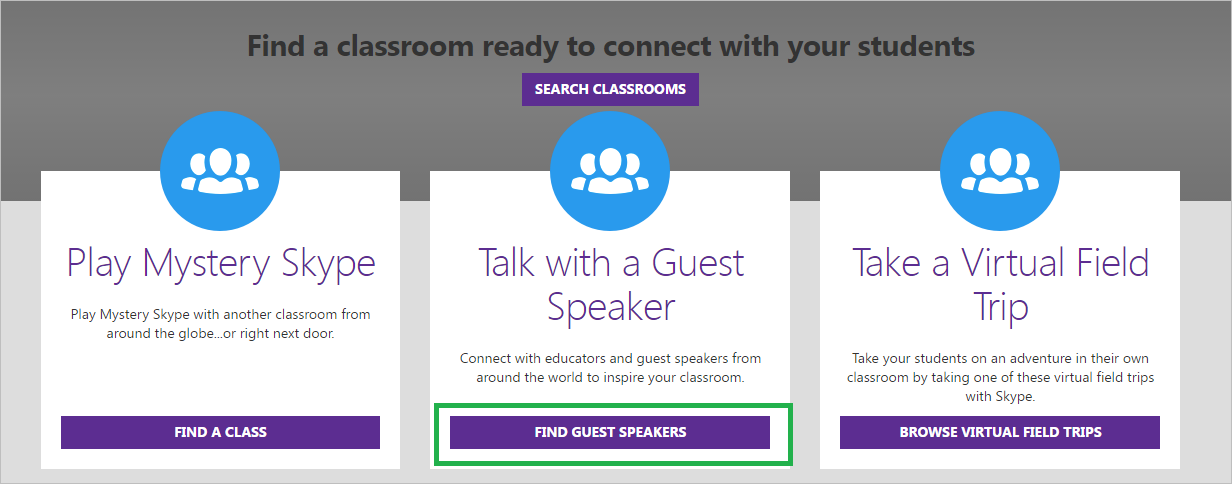 Connecting with teachers and students 3