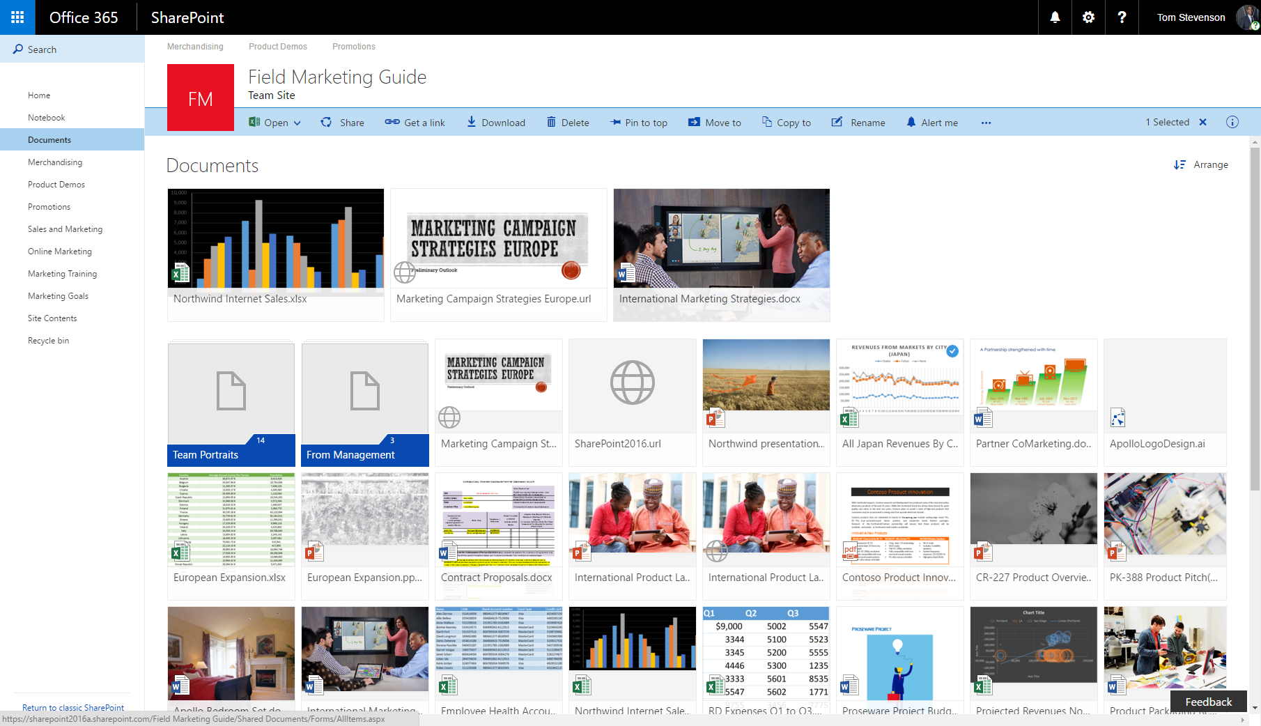 SharePoint the mobile and intelligent intranet 5