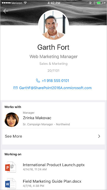 the SharePoint mobile app for iOS is now available 8