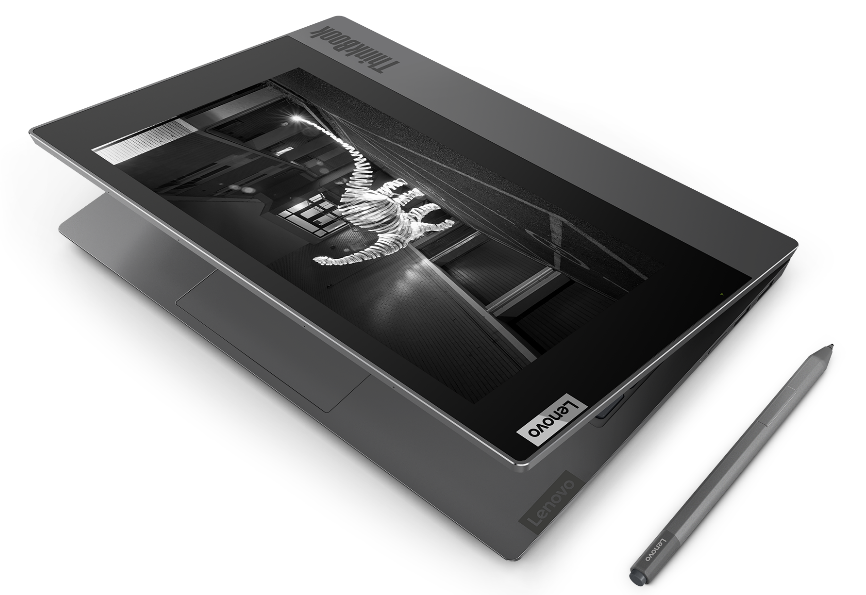 Image of the ThinkBook Plus from Lenovo.