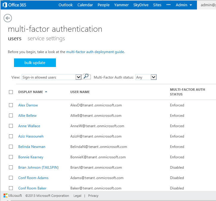 Multi-Factor Authentication for Office 365 - Microsoft 365 Blog