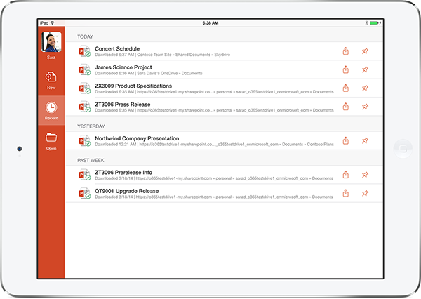 how to download microsoft office 365 on ipad