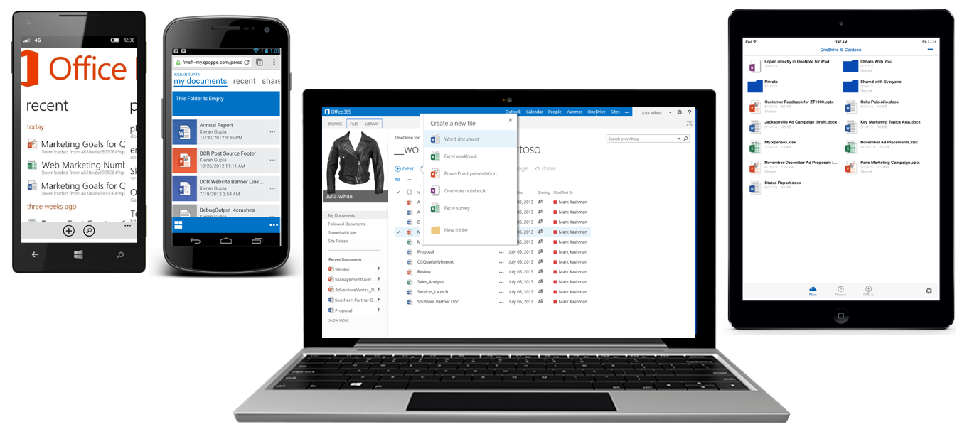 OneDrive for Business is now available as a standalone service