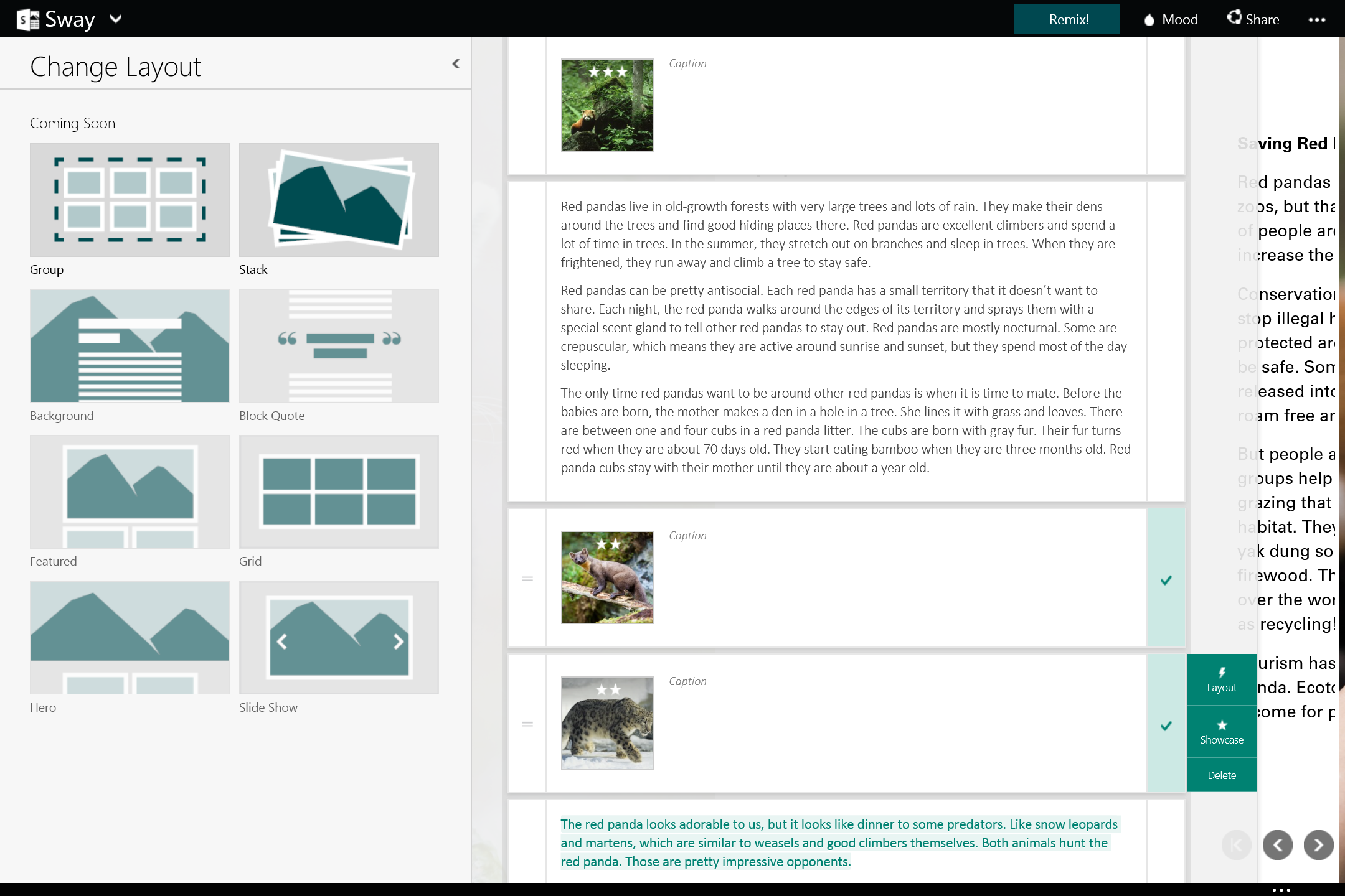 Image result for microsoft sway