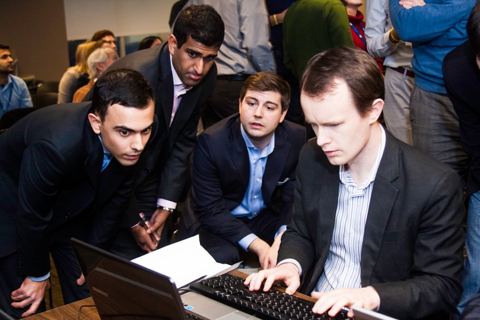 Who will be crowned Financial Modeling World Champion in New York