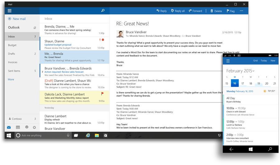 ms office for windows 10 pro
