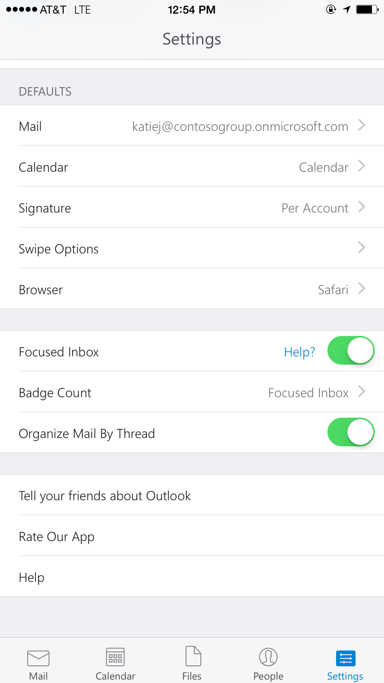 PIN lock and other updates to Outlook for iOS and Android