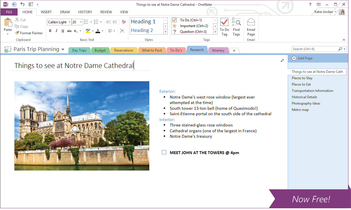 OneNote now on Mac, free everywhere, and service powered - Microsoft