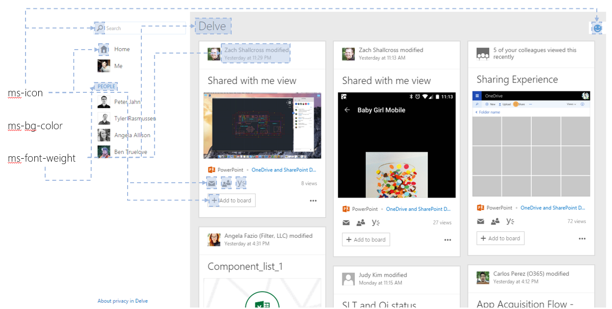 Introducing Office UI Fabric—your key to designing add-ins for