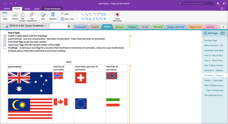 The humble checkbox microsoft 365 blog my students also became more proficient at checking over their work one student hit upon an idea which i had her teach to the rest of the class sciox Images