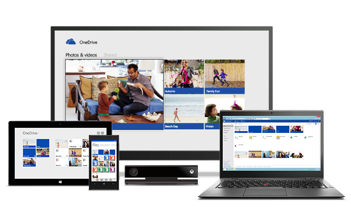 OneDrive Microsoft Collection