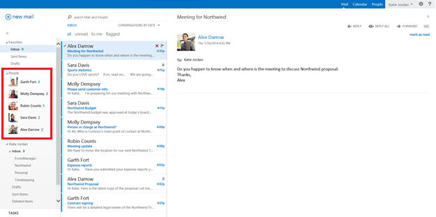 People view in outlook web app microsoft 365 blog - Back office site internet ...