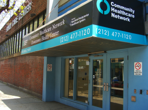 CHN Downtown NYC Location