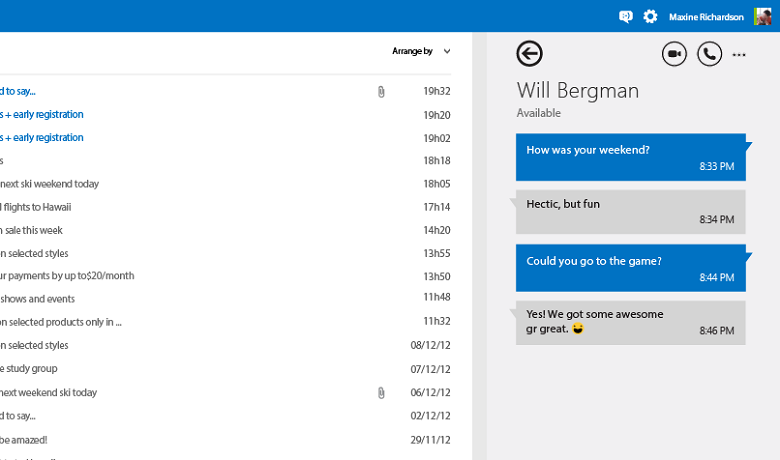 Skype is now available in HD for every Outlook.com customer - Microsoft 365 Blog