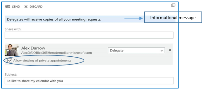 Outlook - hide private events