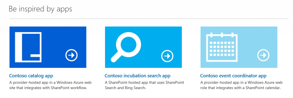 Create apps for Office with MSDN code samples for the Office Developer Platform.