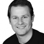 An image of Chris Johnson, a group product manager on the Office 365 team at Microsoft in Redmond