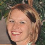 An image of Sonya Koptyev, a senior product marketing manager responsible for the Apps for Office developer platform