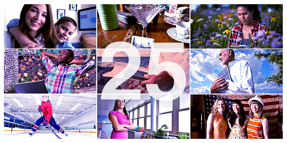 Celebrating 25 years of Office