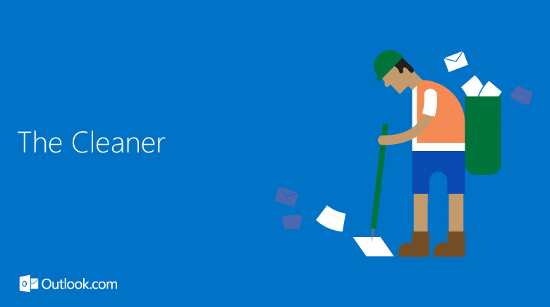 Outlook.com The Cleaner