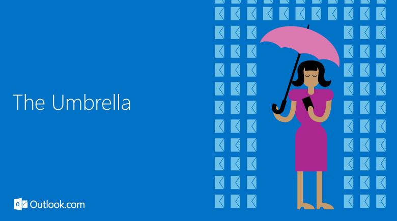 Outlook.com The Umbrella