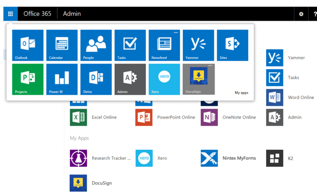 New Office 365 extensibility 2 v2