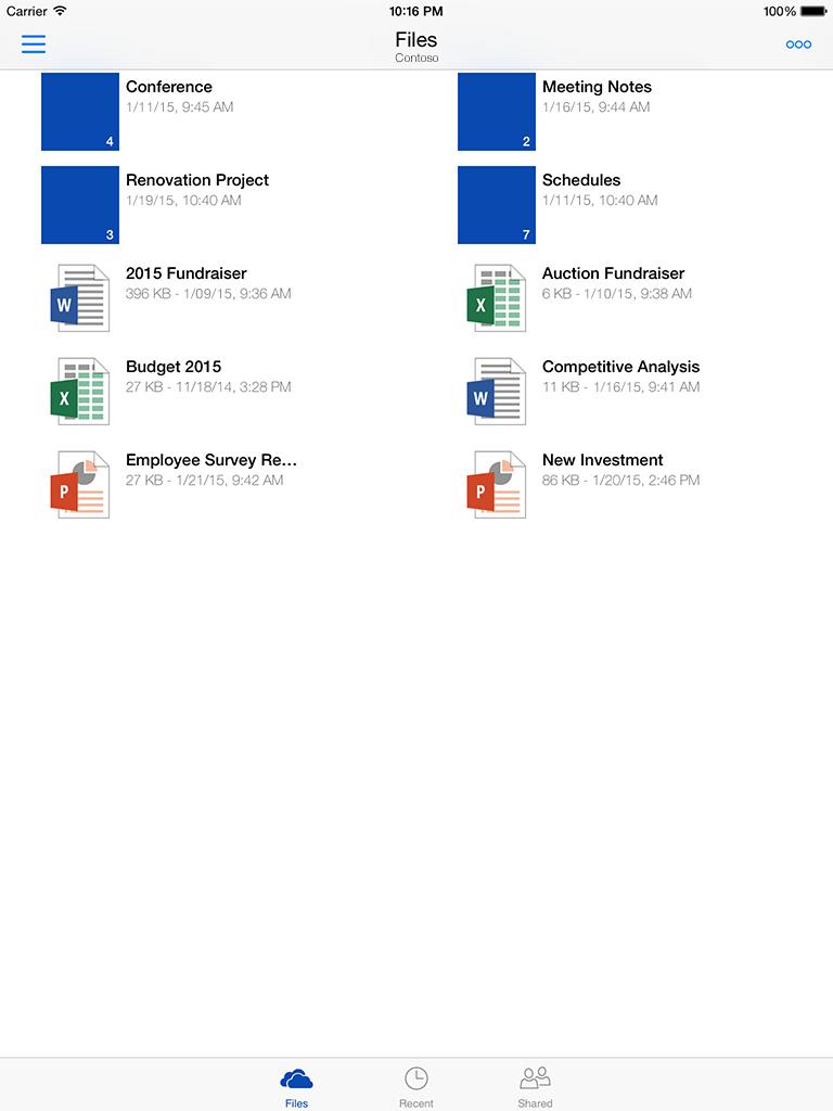 iOS Files