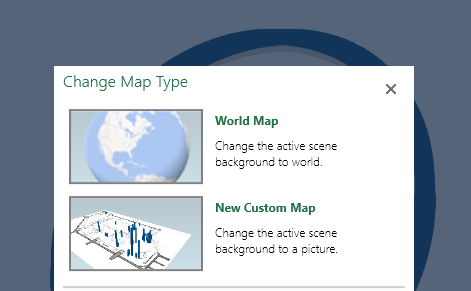 ChangeMapType