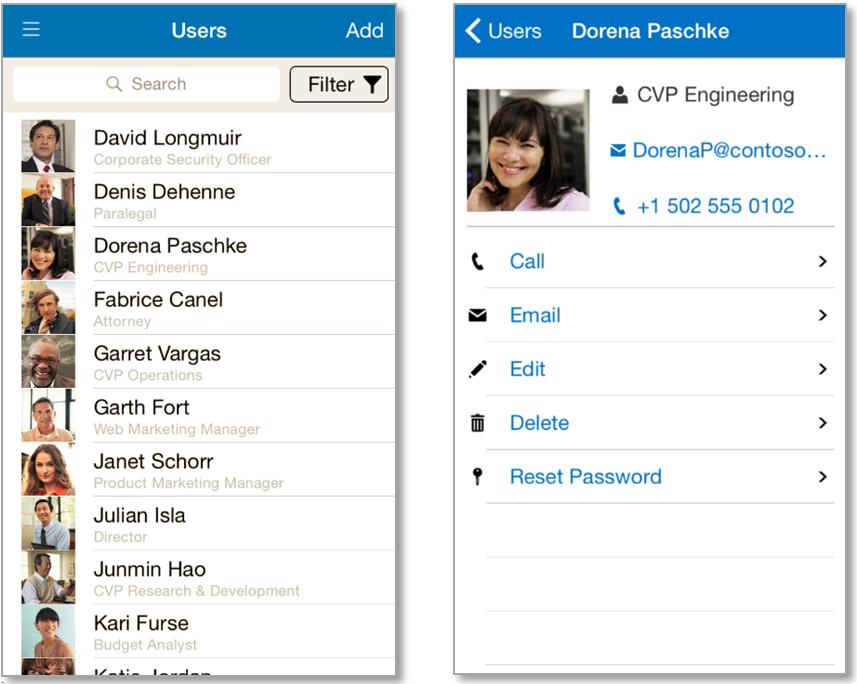 O365 Admin app 2