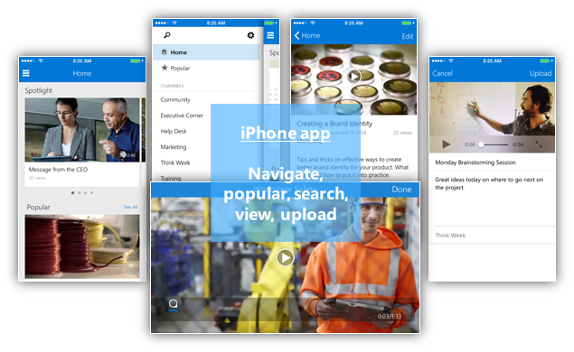 Office 365 Video begins worldwide rollout and gets mobile 1