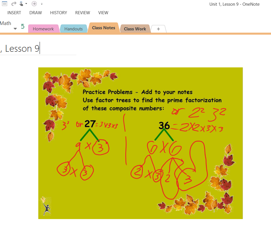 OneNote the ONE tool I cant do without 2