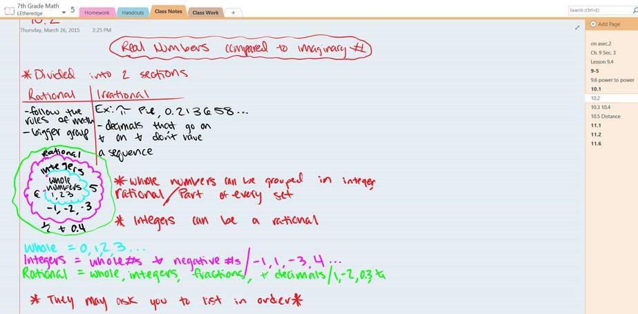 OneNote the ONE tool I cant do without 5