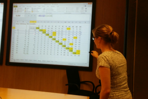 Teaching Excel 1