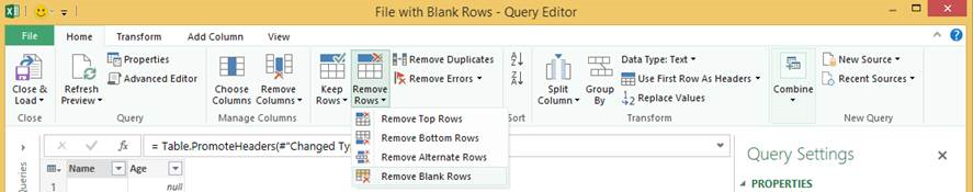 11 updates to Power Query 6