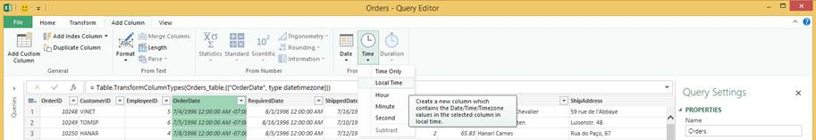 11 updates to Power Query 8