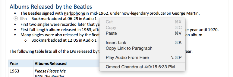 Audio recording comes to OneNote for Mac 2